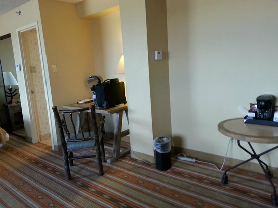 Hotel Albuquerque at Old Town: Desk