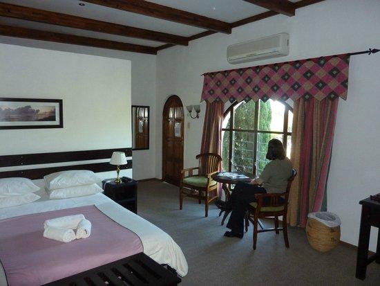 Casa Blanca Hotel: Bedroom