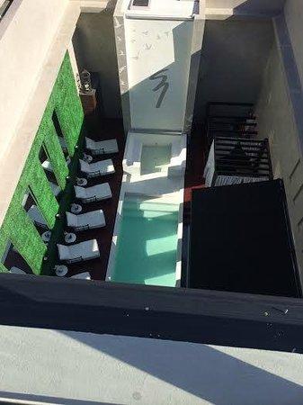 1828 Smart Hotel: PISCINA