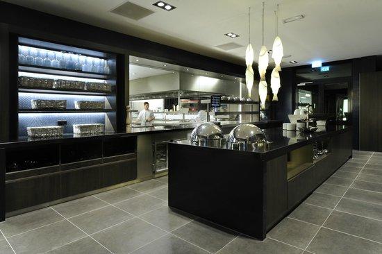 Lounge cafe foto van van der valk hotel uden veghel uden tripadvisor - Deco lounge open keuken ...