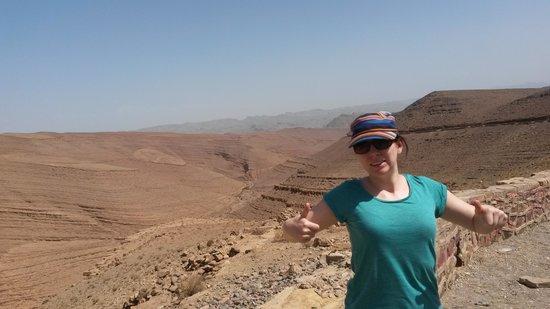 Arib Voyages Day Tours : amazing scenery