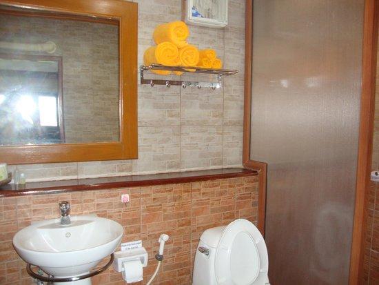 Ko Tao Resort - Paradise Zone : bathroom
