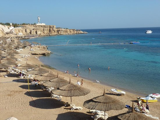 Faraana Reef Resort: la spiaggia