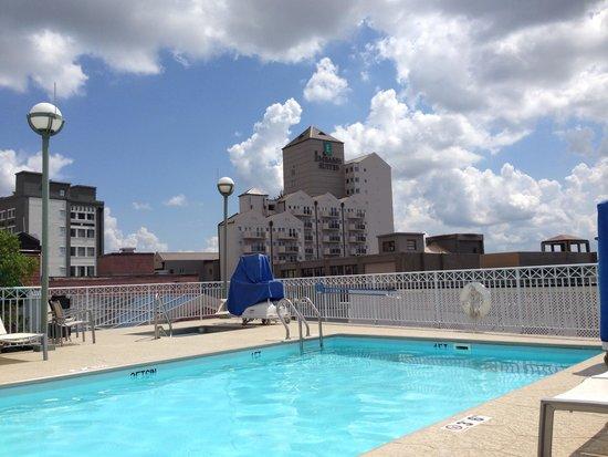 Renaissance New Orleans Arts Warehouse District Hotel: Pool
