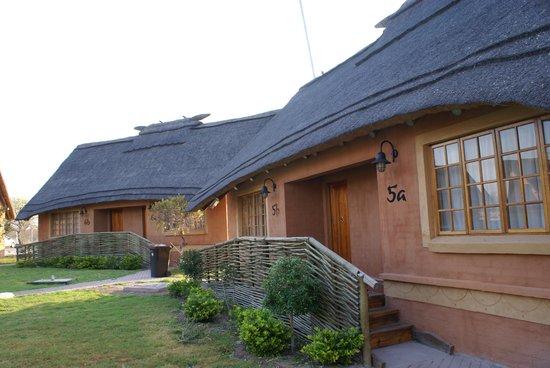 Ekori Lodge: Pleasant setting