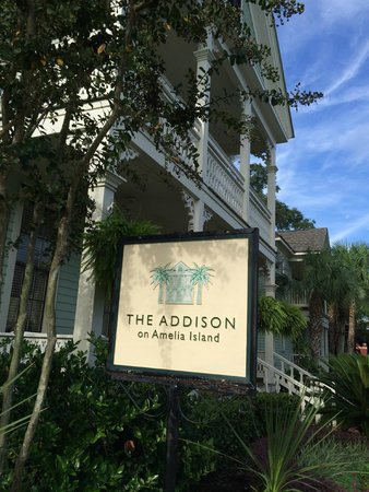 The Addison on Amelia Island: The Addison on the corner of Ash and 7th