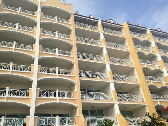 أوشن تو ريزورت آند رزيدنسز: The hotel
