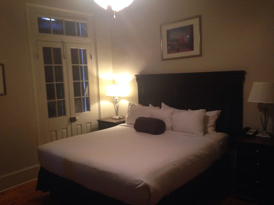 Inn on Ursulines : King room