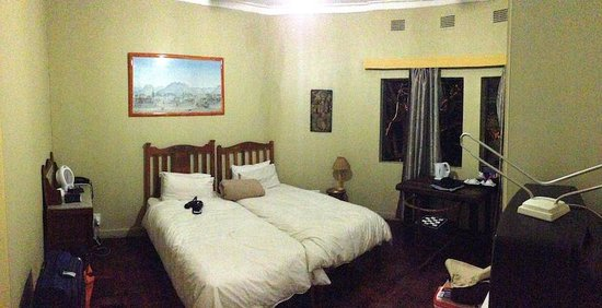 Villa Verdi Guesthouse: The Room