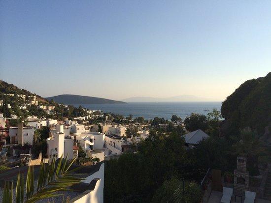 Aegean Gate Hotel: Gorgeous view