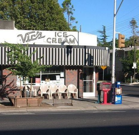 Vic S Ice Cream Inc Sacramento Menu Prices Restaurant