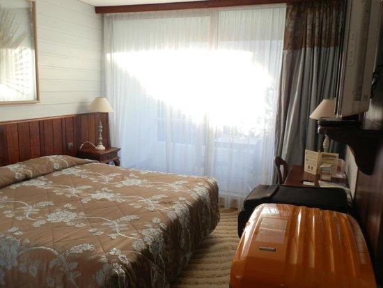 Hôtel Point France : Bedroom
