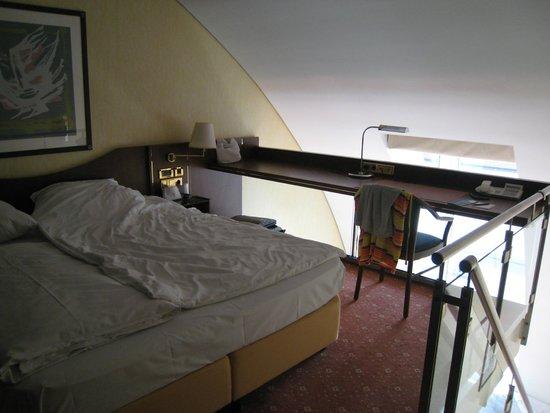 Derag Livinghotel Prinzessin Elisabeth: Верхний этаж номера