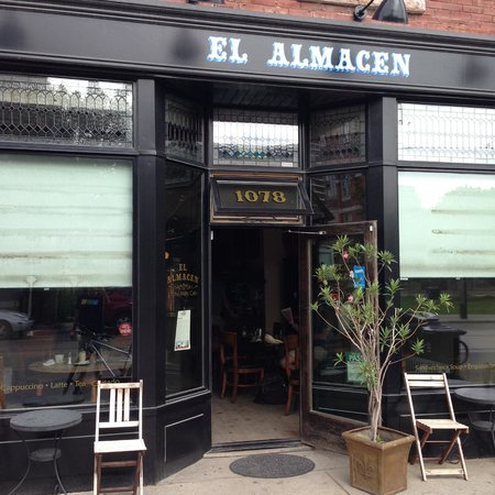 Photo of Cafe El Almacen at 1078 Queen St W, Toronto M6J 1H8, Canada