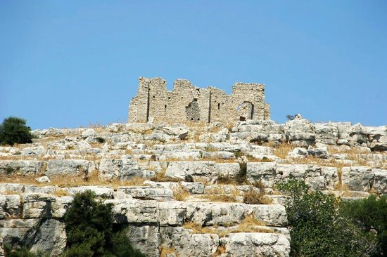 Kornati Islands National Park, Croatia: Fortress of Tureta