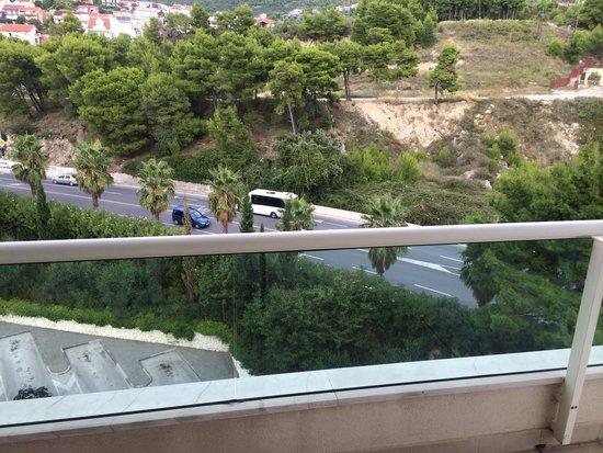 Le Meridien Lav Split: Beautiful view