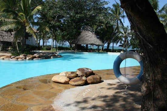 Papillon Lagoon Reef: la piscine toujours limpide