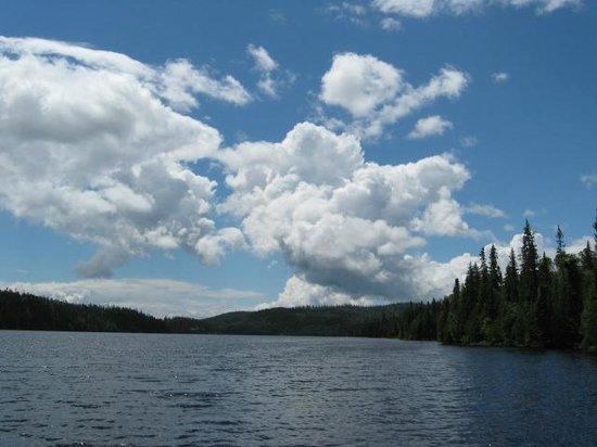 Horseshoe Island Camp: More Scenery from around the Lake