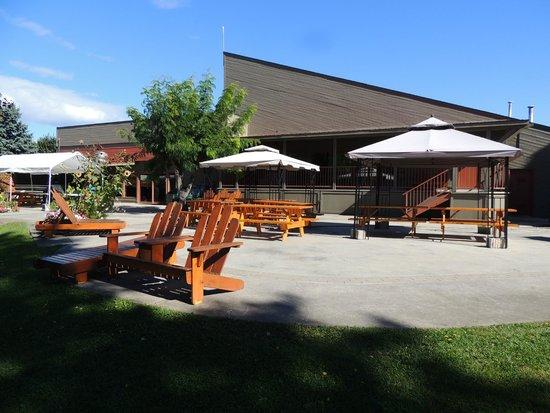 Holiday Park Resort: Rec centre