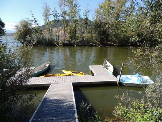Holiday Park Resort: Duck lake