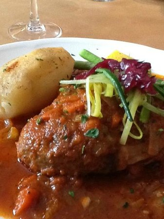 L'Ancien Chablis Restaurant: Osso Bucco