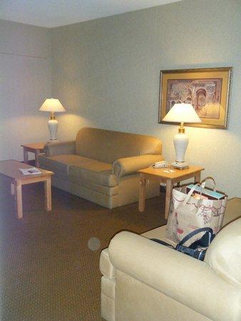 Royal Resort: リビングルーム