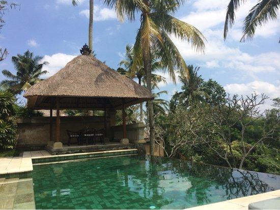 Amandari: Infinity Pool View