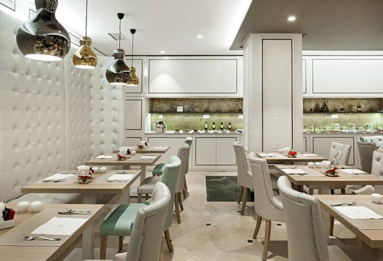 NH Collection Madrid Abascal: Breakfast buffet