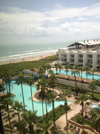 Pearl South Padre : Hotel Pool