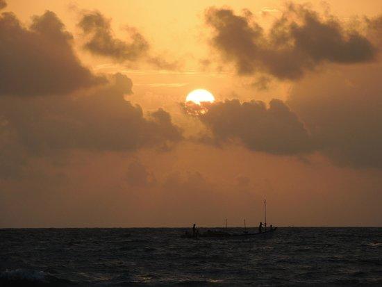 Varca Beach: amazing views & sunset