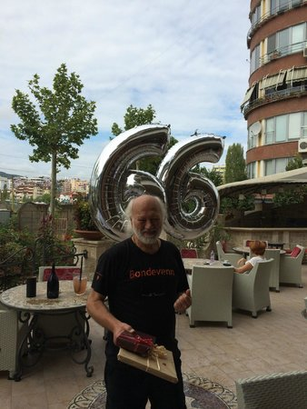 Dinasty Hotel: Celebration of birthday - 66 year