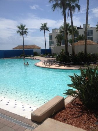 Pearl South Padre : Hotel Pool 2