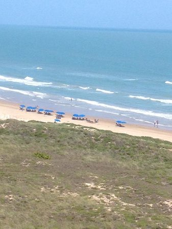 Pearl South Padre : Access to the Beach