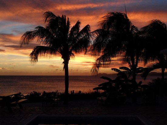 Sabadeco, Bonaire : And another beautiful sunset