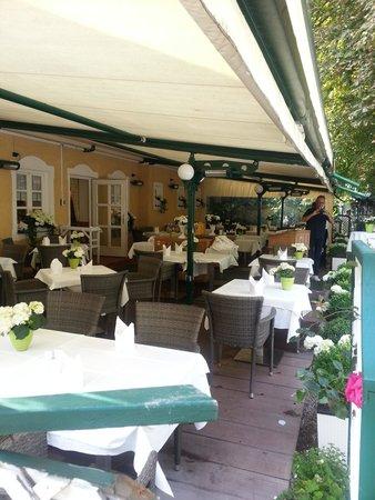 Freisinger Hof Hotel : Gartenrestaurant