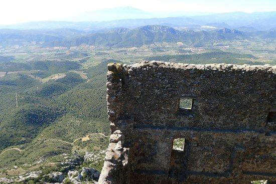 Château de Quéribus : Quéribus Castle 1