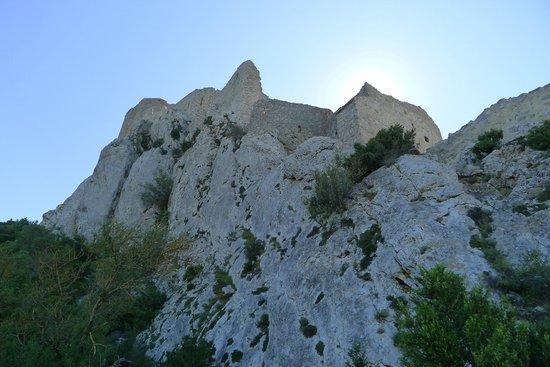 Château de Quéribus : Quéribus Castle 2