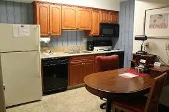 Residence Inn Anaheim Maingate: Nice full size Kitchen
