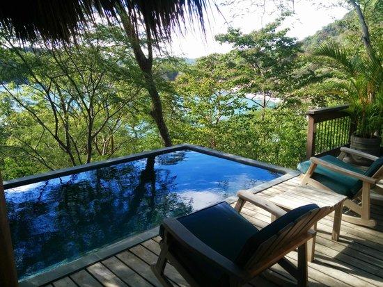 Aqua Wellness Resort: View on my deck