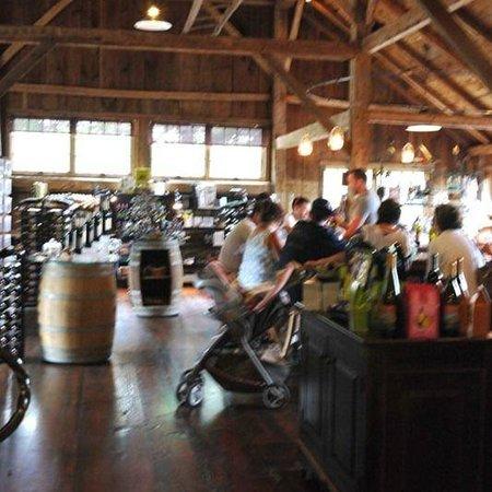 Cellardoor Winery: winery