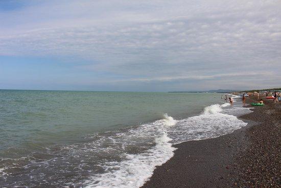 Camping Free Beach: mare