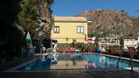 President Hotel Splendid : PISCINA HOTEL