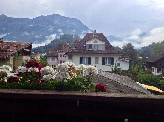 Sunny Days Bed & Breakfast: Balcony View