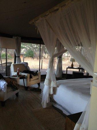 Sanctuary Swala: luxury