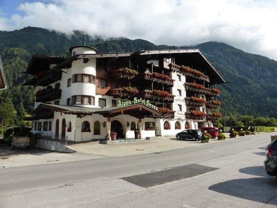 Alpenhotel Fernau: Hotel Fernau