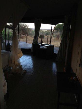 Sanctuary Swala: relaxing