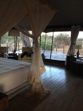 Sanctuary Swala: comfort
