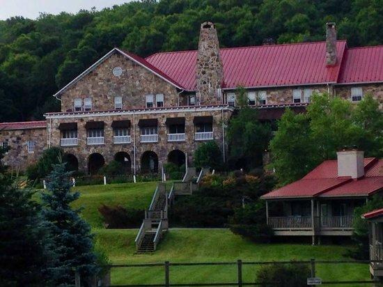 Mountain Lake Lodge : Lodge