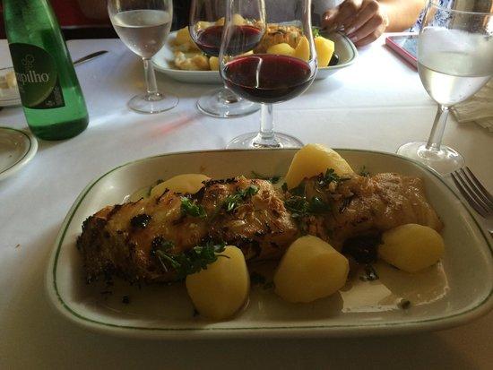 Restaurante Apeadeiro: Meu prato favorito ...