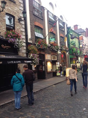 Jurys Inn Dublin Parnell Street: Temple Bar